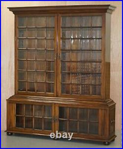 Pair Of Very Important Samuel Pepys 1666 Large Library Bookcases After Original